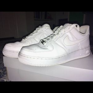 Women's Air Force 1 '07 lows